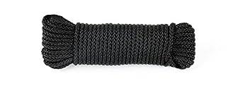 T.O.E. Concept Drisse Corde 5 mm - Longueur 15 m Noir Concept - Noir