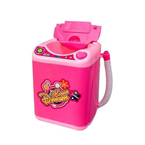 Make-up tool diepreinigende set, mini-wasmachine en borstelreiniger microfiber pad schoonheid ei schoonmaak speelgoed elektronische blender