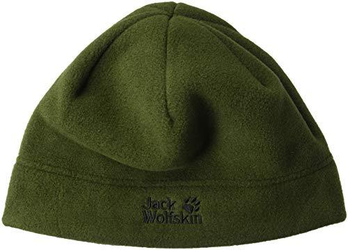 Jack Wolfskin Fleece-mütze Vertigo Cap, Malachite, ONE Size (56-61CM), 1901811-5515561