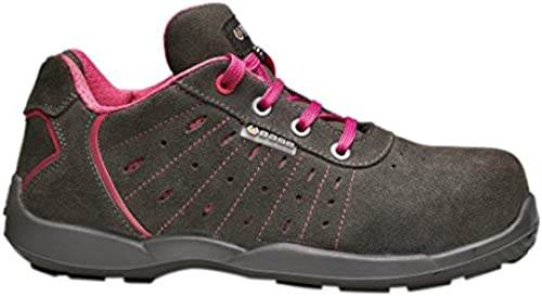 Base Record B670 - schuhe antifatiga para damen, grau, 38