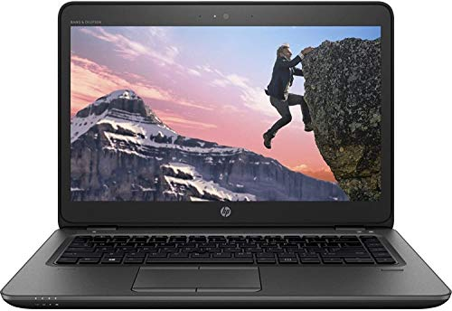 HP ZBook 14u G4 14' FHD LED Backlight Mobile Workstation Laptop Computer, Intel Core i5-7500U up to 3.10GHz, 8GB DDR4, 128GB SSD + 500GB HDD, WiFi, USB 3.1, Bluetooth 4.2, Windows 10 Professional