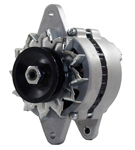 NEW ALTERNATOR COMPATIBLE WITH 1988 KUBOTA EXCAVATORS KH191 S2800D 59HP DIESEL F2302 V1702 -  RAREELECTRICAL, 12068A2