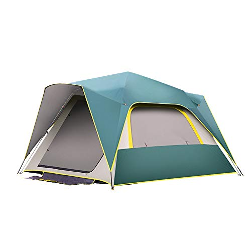 Tent Camping Waterproof 5-8 Person outdoor camping rainproof picnic large ultra-lightweight beach camping equipment sunscreen