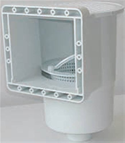 Productos QP Skimmer Piscinas Elevadas Liner, Blanco, 15x15x13 cm, 540200L