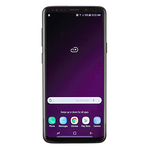 Samsung Galaxy S9 Unlocked - 64gb - Midnight Black - US Warranty (Renewed)