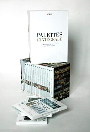 The Palettes Collection - Box-Set [18 DVDs]