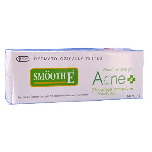 Smooth E Hydro Gel 2% Salicylic Acid Maximum Strength Acne cream
