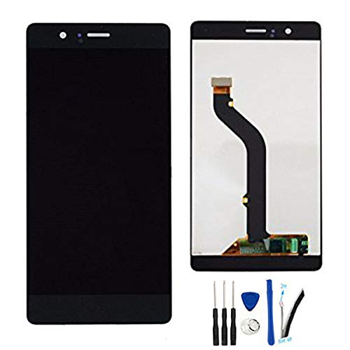SOMEFUN LCD + TP Replacement for Huawei P9 Lite / G9 lite VNS-L21 / L22 / L23 / L31 / L53 Display Touch Screen Digitizer Glass Assembly, Can't Work on p9 lite 2017' (Black)