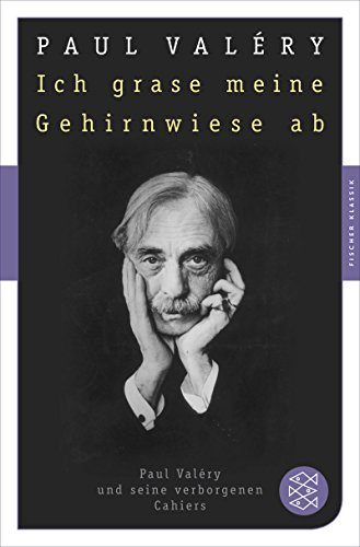 Ich grase meine Gehirnwiese ab: Paul Valéry und seine verborgenen Cahiers (Fischer Klassik Plus) (German Edition)