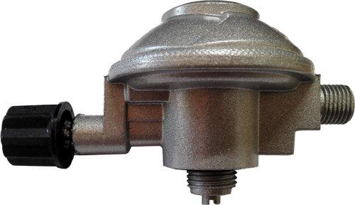 TGO Régulateur de pression spécial 50 mbar avec sécurité intégrée pour bouteilles de gaz Campingaz R901, R904 et R907.