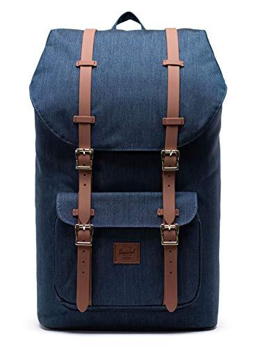 Herschel Little America Mid Volume Unisex Erwachsene Tasche, Little America, Little America Backpack, Blau, Little America Backpack