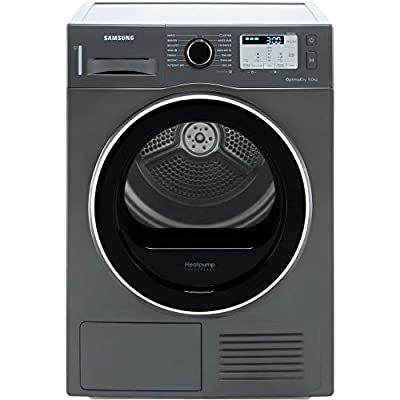 Samsung DV90M5003QX Freestanding A++ Rated Condenser Tumble Dryer - Graphite