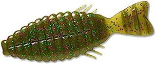 deps(デプス) ワーム ブルフラット 3.8インチ #115 グリーンパンプキン/パープル&グリーンフレーク