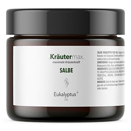 Eukalyptus Creme Gel Naturrein Haut Salbe zum Einreiben 1 x 100 ml
