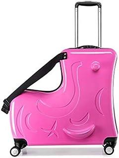G-AVERIL キャリーバッグ キッズ キャリーケース 子供 スーツケース 子ども キッズキャリー 軽量 大容量 乗れる 子供が乗れる