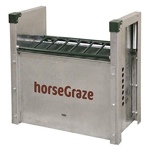 Kerbl 32883 HorseGraze - Comedero automático