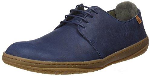 El Naturalista Herren N5381 Sneakers, Blau (Ocean), 44 EU
