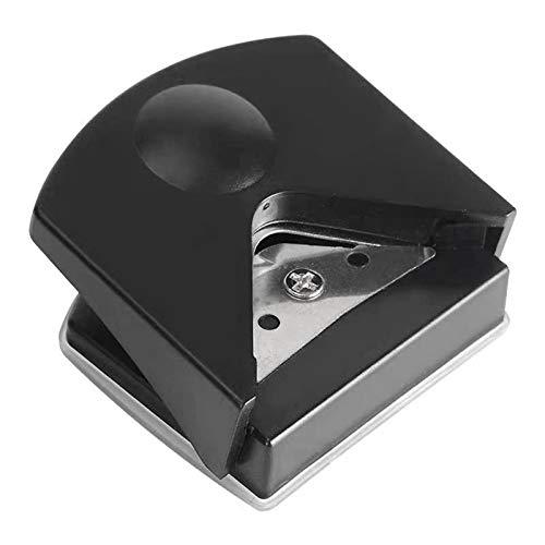 happygirr Práctico cortador de esquinas de plástico ABS rectangular, cortador de fotos, duradero radius, cortador de esquinas de papel, para hacer tarjetas de papel y álbumes de recortes