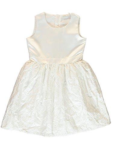 NAME IT - Robe - Bébé (fille) 0 à 24 mois - Blanc - 8 ans