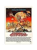 DPFRY Retro Science Fiction Film Barbarella (Barbarella)