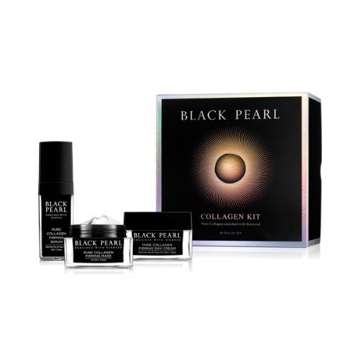 Sea of Spa BLACK PEARL Anti Aging Collagen Kit by Sea of Spa