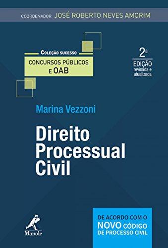 Direito Processual Civil (Coleção Sucesso Concursos Públicos e OAB Livro 9)