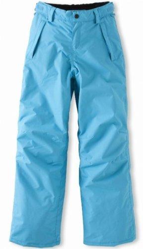 Brunotti meisjes skibroek Lionium met drager blauw