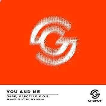 You and Me (Remixes)