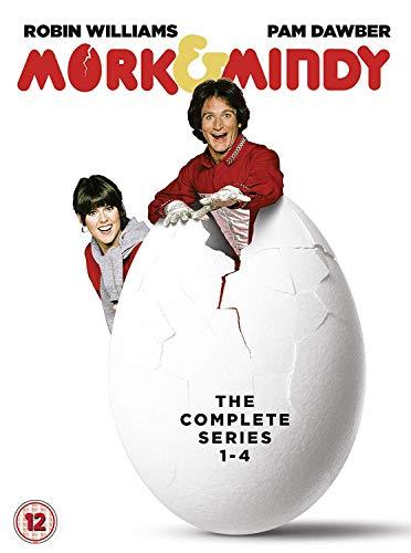 Mork & Mindy - Seasons 1-4 Complete Boxset [DVD] [2018]
