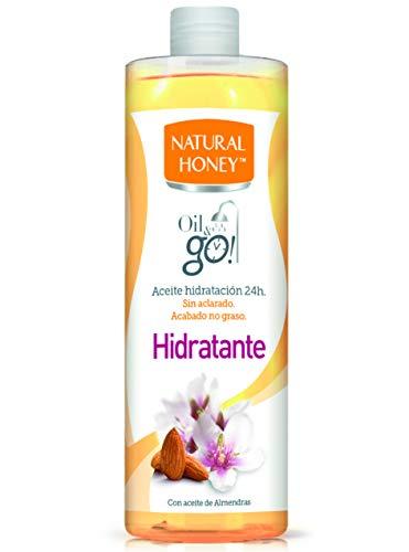 Natural Honey Aceite Corporal Bajo Ducha Oil&Go! Hidratante 300ml