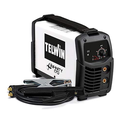Telwin 816124 Infinity 170 Inverterschweissgerät, 230V, 50-60Hz, 1ph
