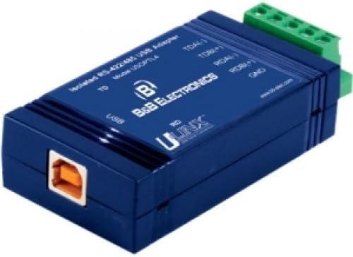 2021 B&B high quality Electronics USOPTL4 / USB to high quality Isolated 422/485 W/Plug Term Block and LEDs online