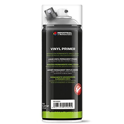 Montana Colors MTN Spray Vinilo Líquido Imprimación Base Permanente, 400 ml