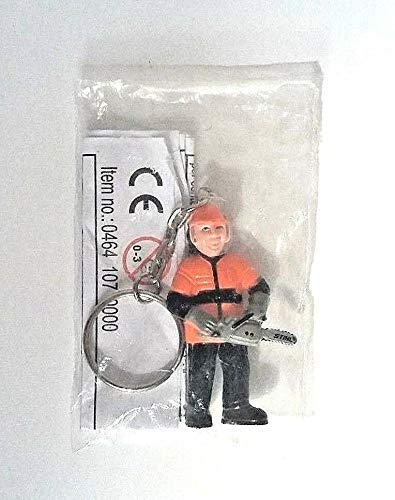 STIHL Woodman Original Chainsaw Keyring Collectable Merchandise - 04641070000