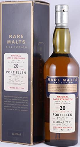 Port Ellen (silent) - Rare Malts - 1978 20 year old Whisky