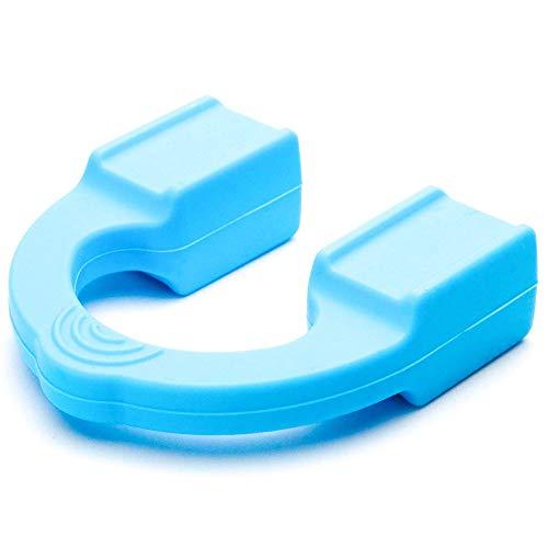 Ejercitador de mandíbula de Tilcare - Para hombres y mujeres, para la mandíbula, el cuello y cara - Tonificador facial de mandíbula para mejorar la línea de la mandíbula - Nivel principiante 18kg