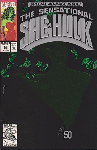 アメコミリーフ『シーハルク (THE SENSATIONAL SHE-HULK)』#50