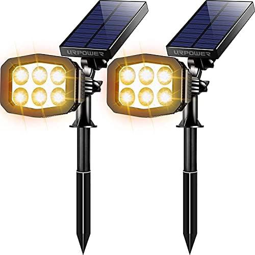 Top 10 Best mpow solar lights outdoor Reviews