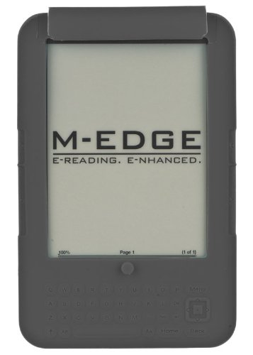 M-Edge M-Skin for Kindle 3, Slate Grey