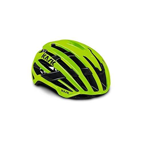 Kask Valegro - Casco da Bici da Strada, Unisex, Unisex, Valegro, Lime, M - 48/58cm