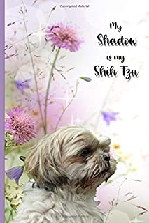 My Shadow Is My Shih Tzu: Website Username And Password Log Book Discreet Cover keeps sensitive user passwords safe Perfec...