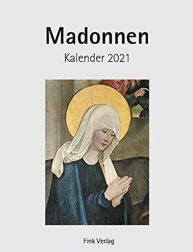 Madonnen 2021: Kunst-Einsteckkalender