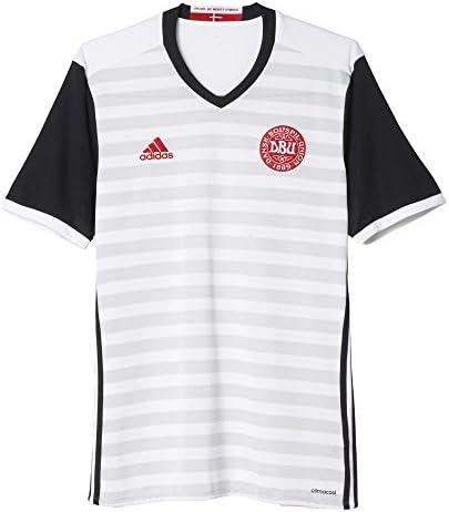 Adidas Camiseta Selección Dinamarca 2ª Equipación 2016/2017 Hombre