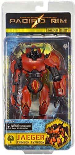 Neca - Figurine Pacific Rim - Crimson Typhoon 18cm - 0634482318270