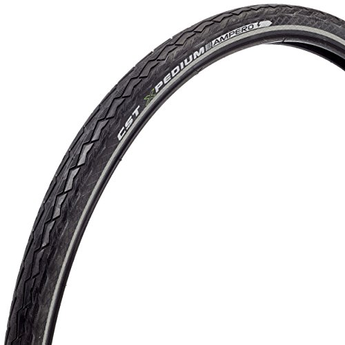 CST Xpedium Ampero Fahrrad Bereifung, Schwarz, 28 x 1.50 40-622