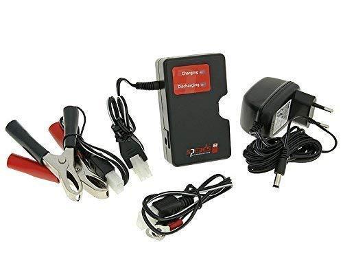 Batterie Ladegerät/Erhaltungsgerät Speeds EL300 mit Erhaltungsfunktion (für 12V Blei- u Gelbatterie) Motorrad, Roller, Quad und ATV zwischen 4 und 100Ah
