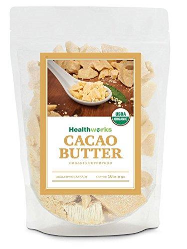 سعر Healthworks Cacao Butter Organic