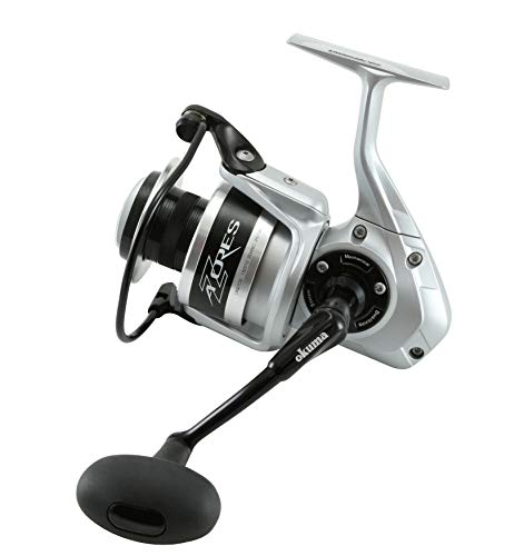 Okuma HP 6+1BB 5.8:1 Azores Spinning Reel, 270/8, Multicolor