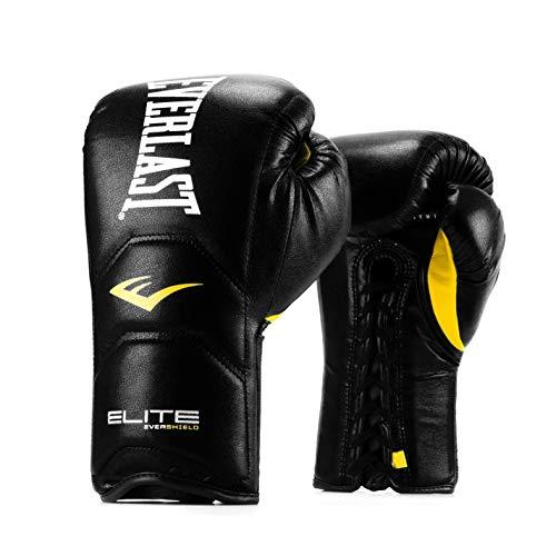 Everlast Unisex P EL Guantes De Boxeo Entrenamiento Negro 16