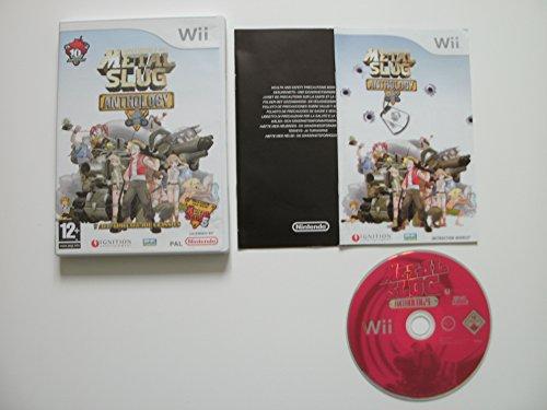 Wii - Metal Slug: Anthology
